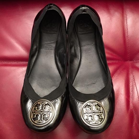fb74c246e2ed Tory Burch Caroline Ballerina Flats Size 9.5. M 583542a2bf6df57c91013dc0