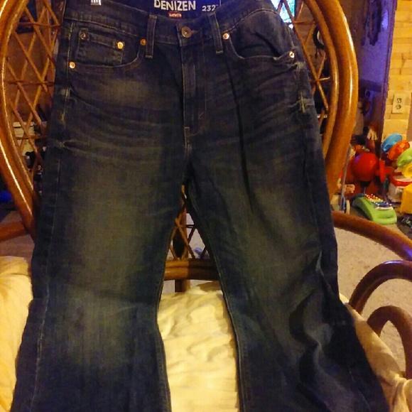 b6ba65d6 Levi's Jeans   Mens Denizen 232 Slim Straight Fit   Poshmark