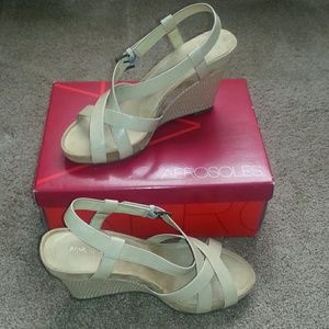AEROSOLES Shoes - Aerosoles. Strappy Wedge! NIB
