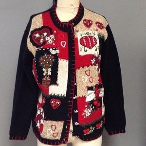 Heirloom Collectibles Sweaters - New Heirloom Collectibles Sweater