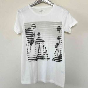 J.crew Striped Photo Collector Tee, Small, NWT
