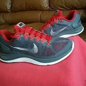 Nike Lunarglide 5 Talla De Hombre 12 xfZEcXF8