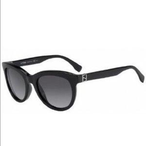Authentic Black Fendi  Unisex Sunnies.  Sale