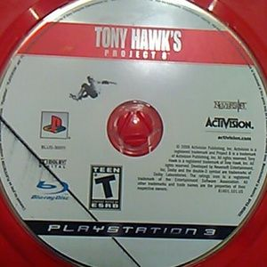 Game Time Other - Tony hawk's