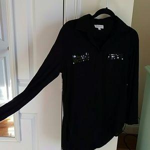 Joseph Allen Tops - Black long sleeve
