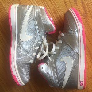 Nike Shoes - Fun sneakers!  Like new.
