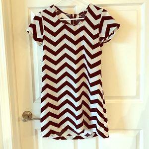 Dresses & Skirts - Chevron Mini Dress