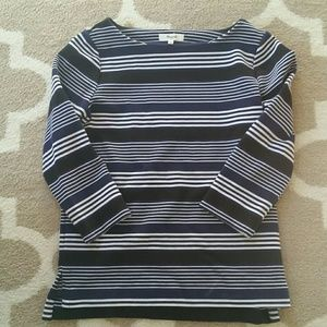 Madewell  Tops - Madewell Striped Top