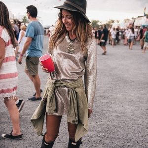 Spell & the Gypsy Collective Bond Girl dress
