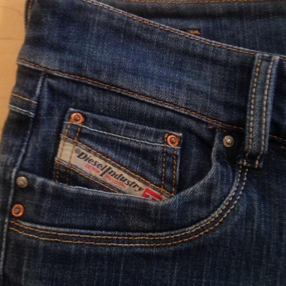 Deisel Industry Denim - Diesel Industry Jeans