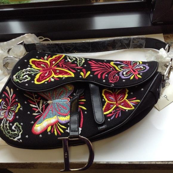 Dior butterfly bag new d83d1f703910a