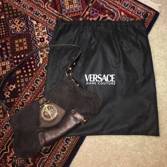 Versace Bags   Jeans Couture Bag   Poshmark a02cd3211c