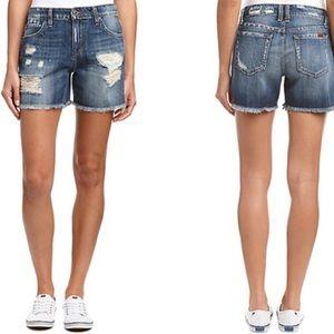 Joe's Jeans Pants - Joes' Jeans Ex-Lover distressed jean shorts 31