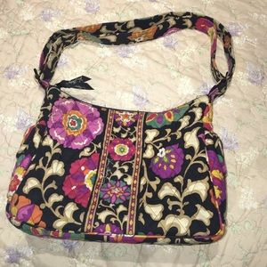 Vera Bradley Suzani On The Go Bag