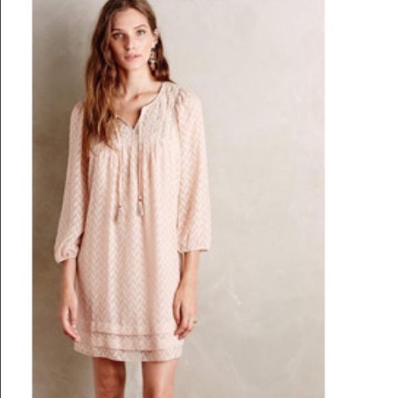 4a32b7888670c Anthropologie Dresses   One September Anwen Peasant Dress   Poshmark