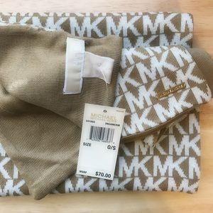 Michael Kors Women's MK Knit Scarf