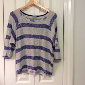 C&C California Sweaters - C&C California Striped Sweater
