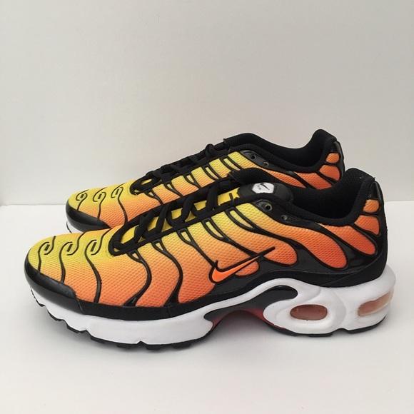 plus récent dbcee cb44c Nike Air Max Plus GS size 6y / women's 7.5