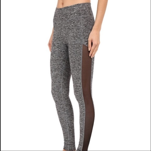 9aad90b8 Beyond Yoga Pants - Beyond yoga space dye mesh side panel leggings