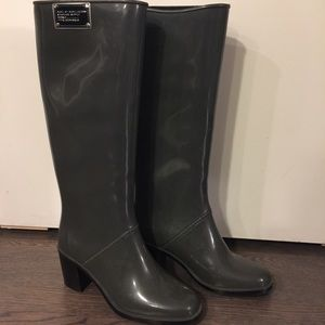 Marc by Marc Jacobs Knee-High Rain Boots genuine outlet Cheapest outlet cheap price buy cheap with paypal supply cheap online 2shBrmxG