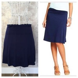 Old Navy Dresses & Skirts - Old Navy foldover jersey skirt