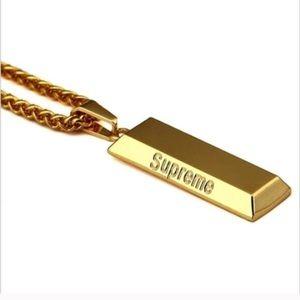 Supreme Jewelry - Supreme Brick Chain