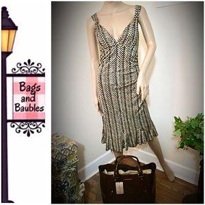 Diane von Furstenberg Dresses & Skirts - DIANE VON FURSTENBERG Silk Sleeveless Dress, 6