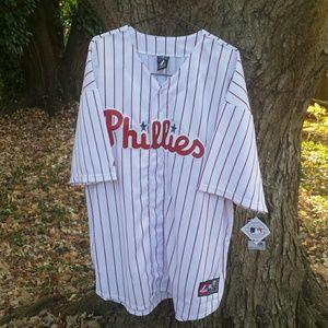 Majestic Other - Philidelphia Phillies Baseball Jersey
