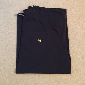 Brooks Brothers Other - Black Brooks Brothers Shirt with Yellow Detail