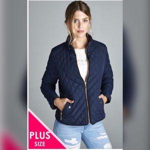 Jackets & Blazers - 💣PLUS💣ONLY ONE 1X Left💣Bomber Jacket💣