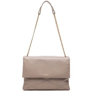 Lanvin Handbags - Lanvin Sugar Medium Chain Shoulder Bag, Gray