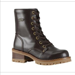 Lugz Shoes - Tamar Boot - Lace Up Combats