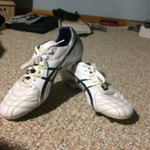 b56ec10df Asics Shoes - KANGAROO LEATHER NEVER USED SOCCER CLEATS