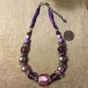 Jewelry - ✨SALE! EUC Chunky Statement Necklace