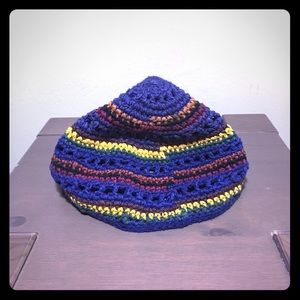 Other - Custom Multi Color Crochet Beanie OS