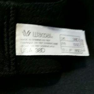 d49592b673fff Wacoal Intimates   Sleepwear - Wacoal 38D Center Stage Cami Bra Black 859176  UW