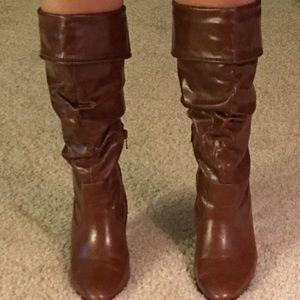 BP Lovey High Heel Boots