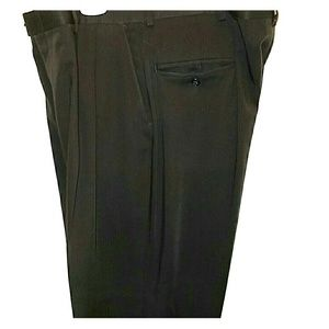 Haggar Other - Haggar brown dress pants with cuff size 36x30