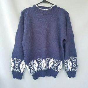 Vintage Sweaters - Vintage: American Pride Sweater