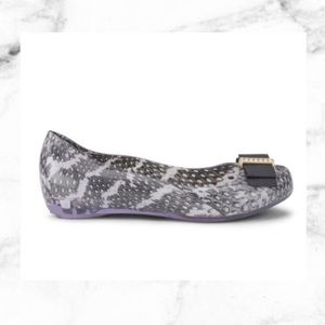 Melissa Shoes - Melissa + Jason Wu Ultragirl Jelly Flats