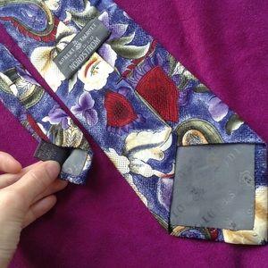 Robert Talbott Accessories - Robert Talbot NORDSTROM Bold Paisley Floral Tie