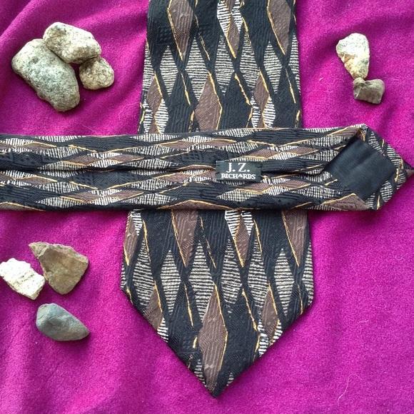 Vintage Other - Diamond Tie