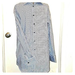 Claiborne Other - Claiborne men's dress shirt with French cuffs