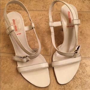 Miu Miu Shoes - Miu Miu shoes