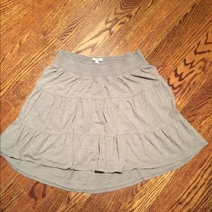 Maternity Skirt - Size M, Grey.