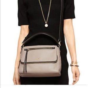 Kate Spade two toned cross body purse