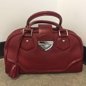 Louis Vuitton Handbags - Louis Vuitton Epi Bowling Bag
