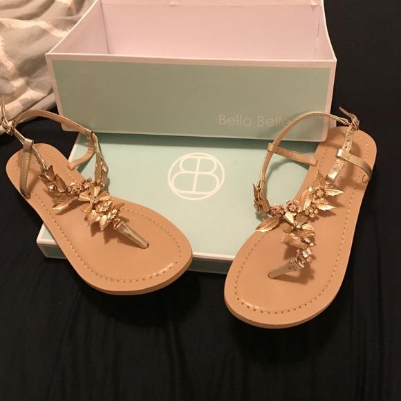 08be6cb7cf234 Bella Belle Agatha bridal sandals