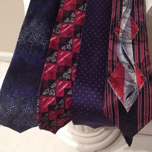 assorted Other - Silk ties