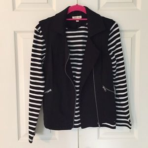 Urban Outfitters Jackets & Blazers - 🎉Final Price🎉UO Silence + Noise Knit Moto Vest